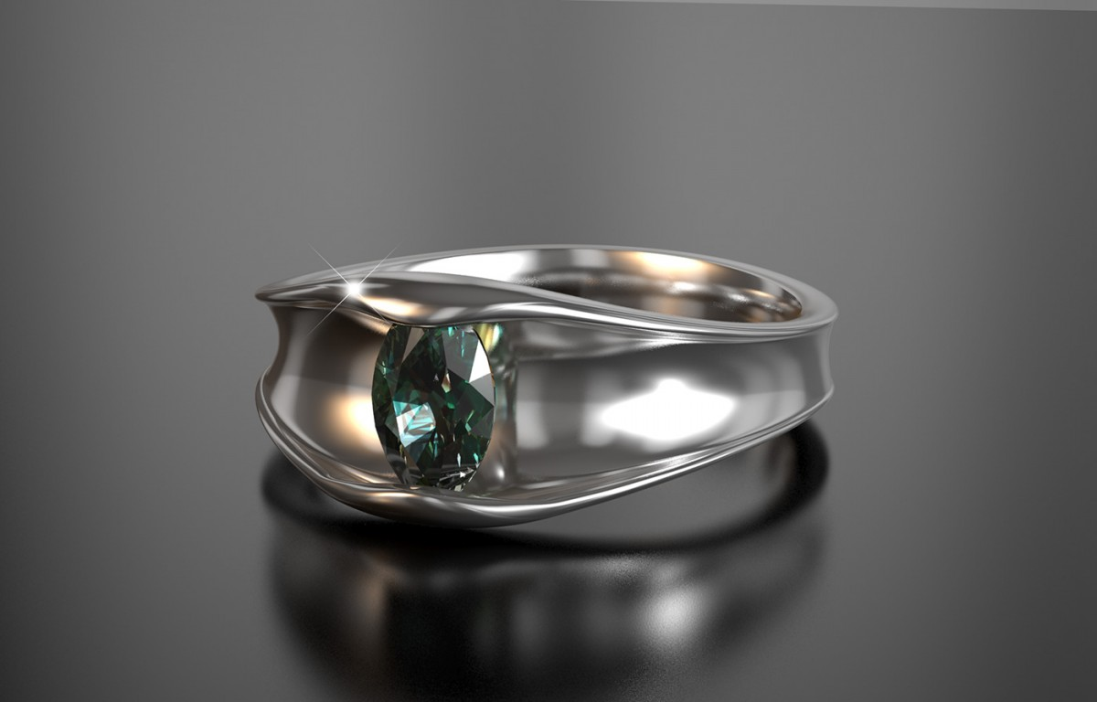The Polaris ring from OroDesign