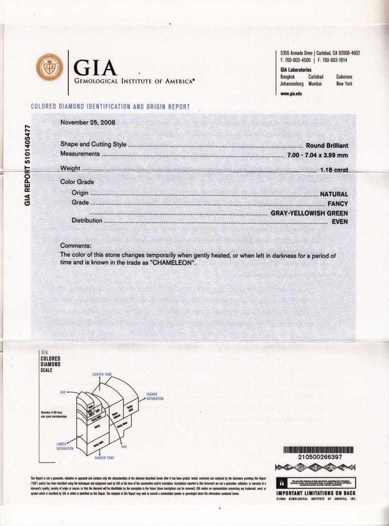 Cameleon-certificate