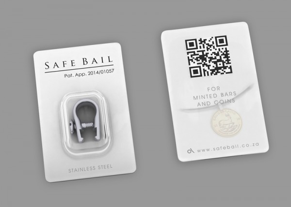 The Safe Bail attachment holds precious adornments safely
